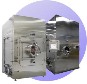 Промышленные cистемы покрытия таблеток FastCoat™
